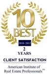 10 Best - Client Satisfaction | Kathleen Monroe